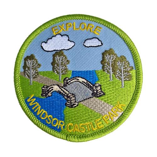 GSCCC Exlore Windsor Castle patch
