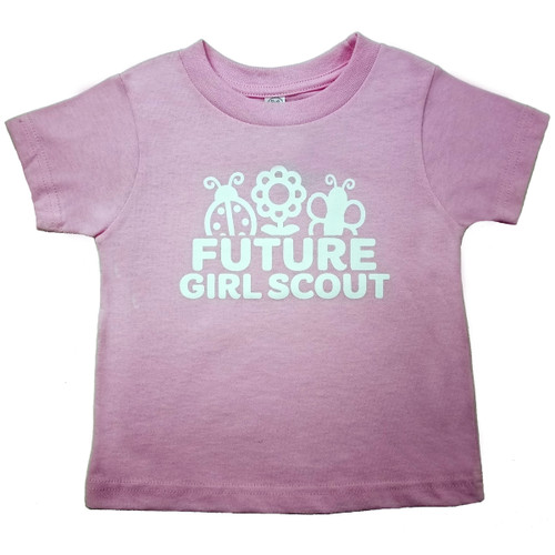 GSBDC Future Girl Scout Toddler Tee