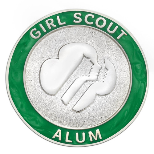 Girl Scout Alum Collectible Coin