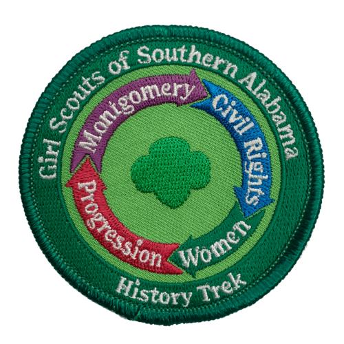 GSSA Civil Rights History Trek Patc