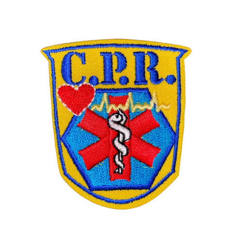 GSWCF CPR Fun Patch