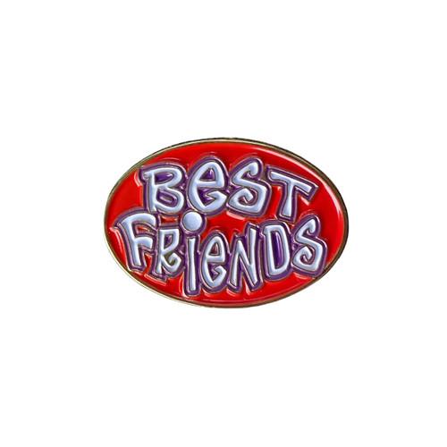 GSWCF Best Friends Trading Pin