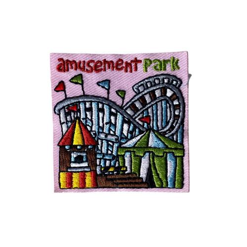 GSWCF Amusement Park Fun Patch