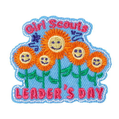 GSWCF Leader's Day Fun Patch