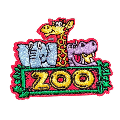 GSWCF Zoo Fun Patch