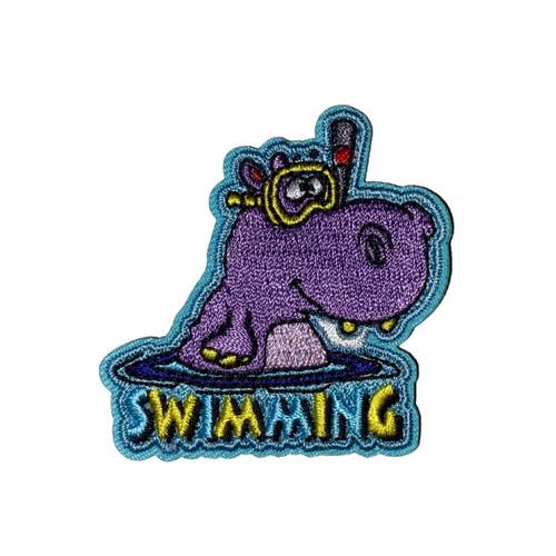 GSWCF Swimming Fun Patch