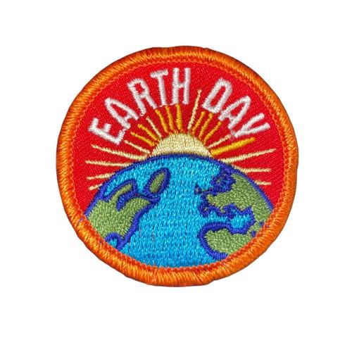 GSWCF Earth Day Fun Patch