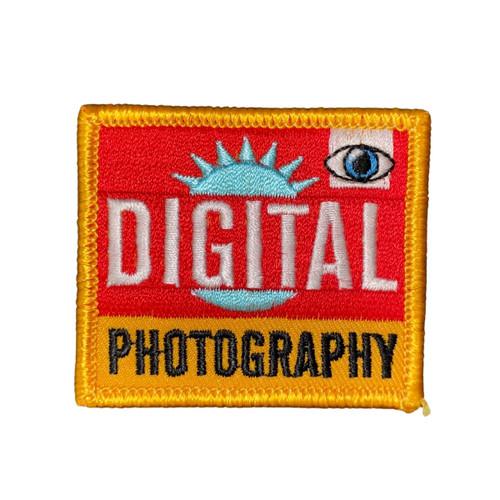 GSWCF Digital Photography Fun Patc