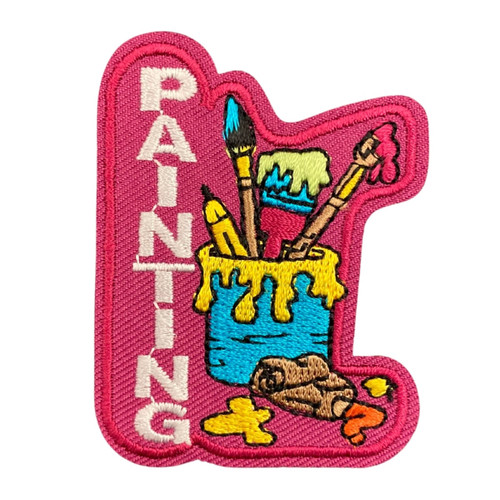 GSWCF Painting Fun Patch