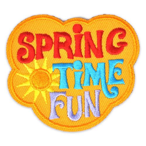 GSWCF Spring Time Fun Patch
