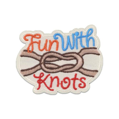 GSWCF Fun with Knots Fun Patch