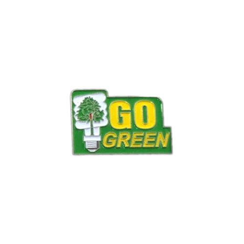 GSWCF Go Green Pin