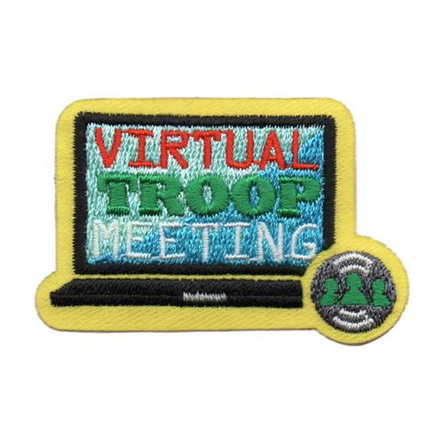 GSWCF Virtual Troop Meeting Fun Pat