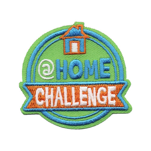 GSWCF At Home Challenge Fun Patch