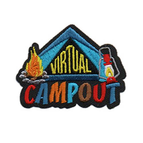 GSWCF Virtual Campout Fun Patch