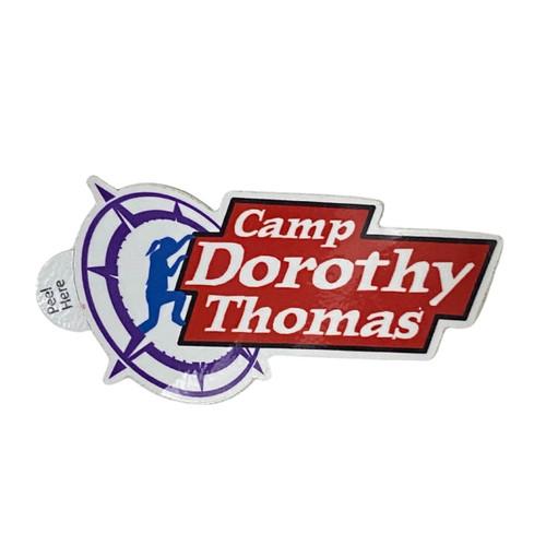 GSWCF Camp Dorothy Thomas Sticker