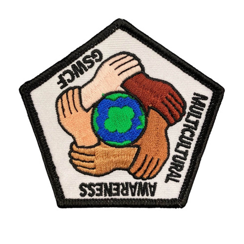 GSWCF Multicultural Awareness Patch