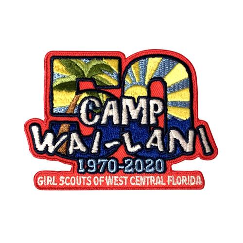GSWCF Camp Wai Lani 50th Aniversary