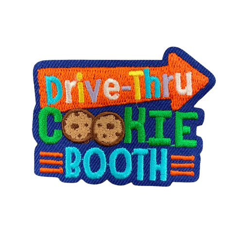 GSWCF Drive-Thru Cookie Booth