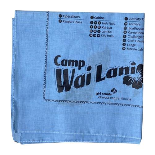 Blue Wai Lani Bandana
