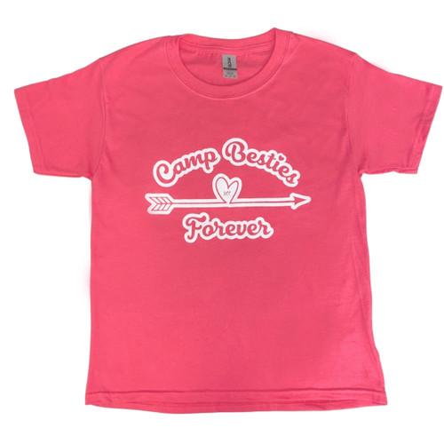 GSWCF Camp Besties Forever Shirt