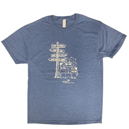GSWCF Camp Trail Signs Shirt