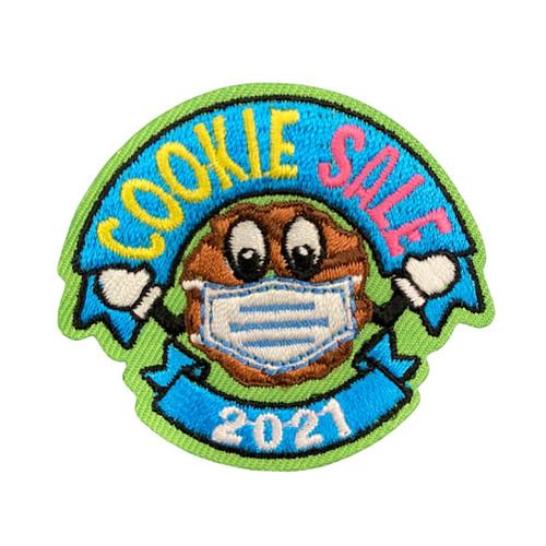 GSWCF 2021 Cookie Sale Fun Patch