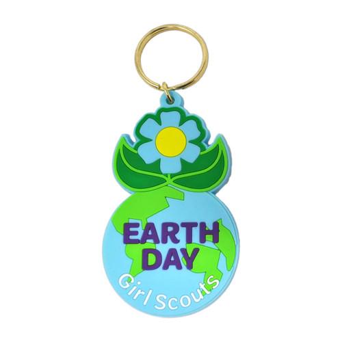 GSWCF Earth Day Keychain
