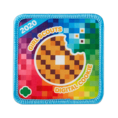 GSWCF 2020 Digital Cookie Patch