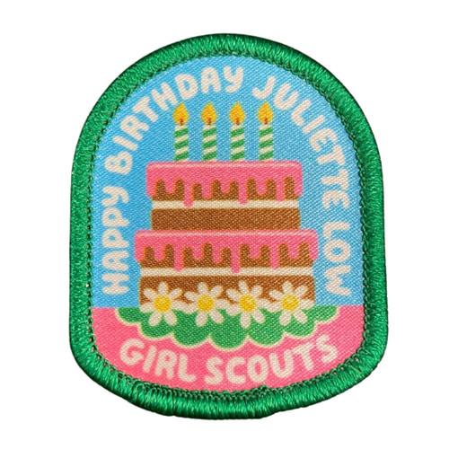 GSWCF Happy Birthday Juliette Gordo