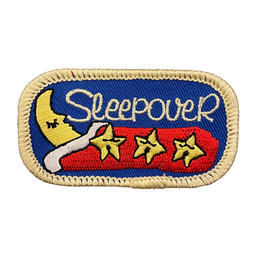 GSWCF Sleepover Fun Patch