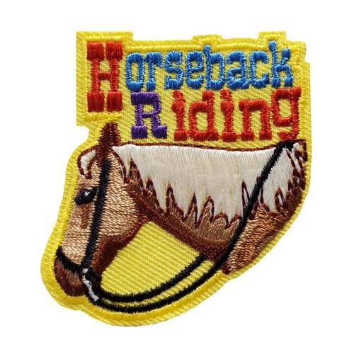 GSHG Horseback Riding patch
