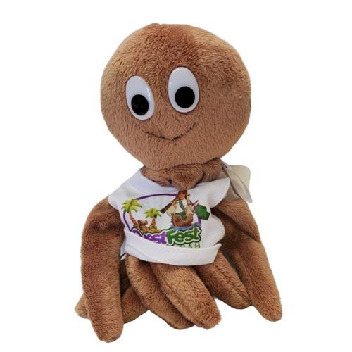 GSHG QuestFest Plush Octopus