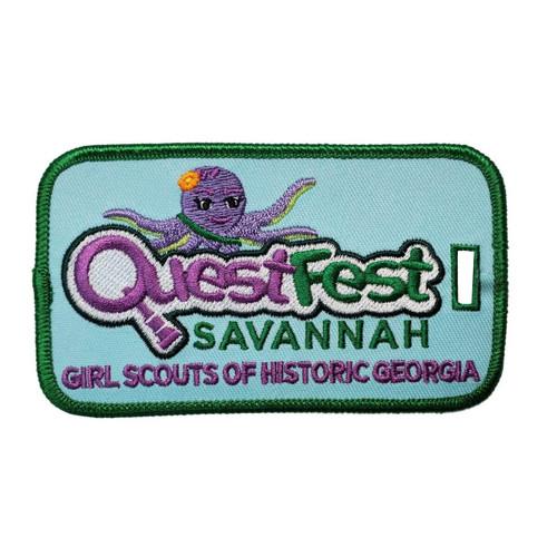 GSHG QuestFest Luggage Tag