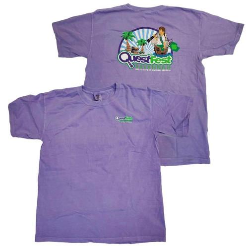 GSHG Violet QuestFest T-shirt
