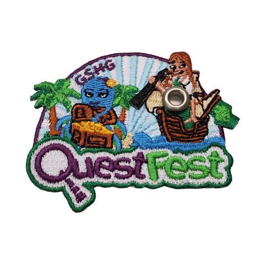GSHG QuestFest Movable Patch