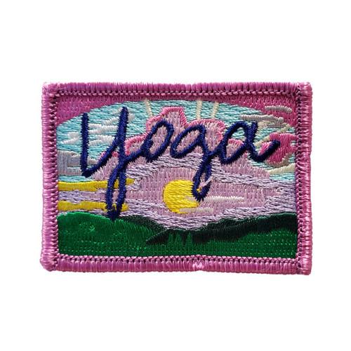 GSHG Yoga patch