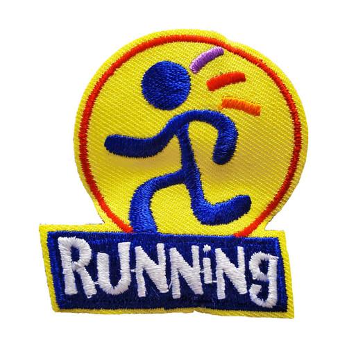 GSHG Running patch