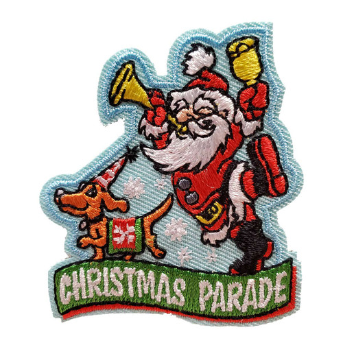 GSHG Christmas Parade patch