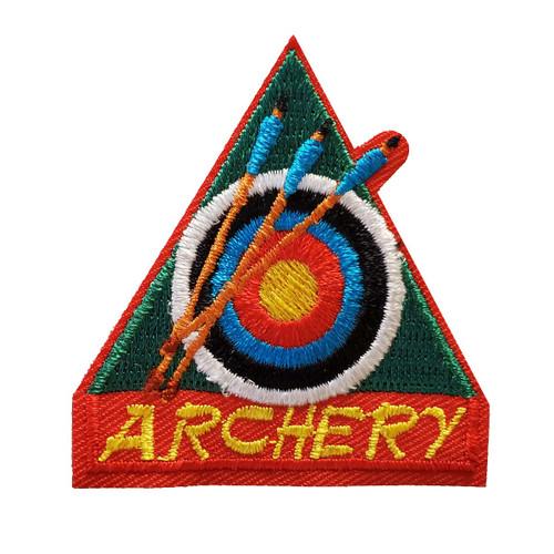 GSHG Archery (Triangle) patch