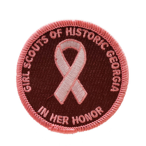 GSHG In Her Honor 2021 patch