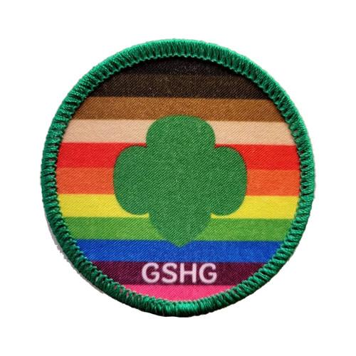GSHG HERstory Adult Patch