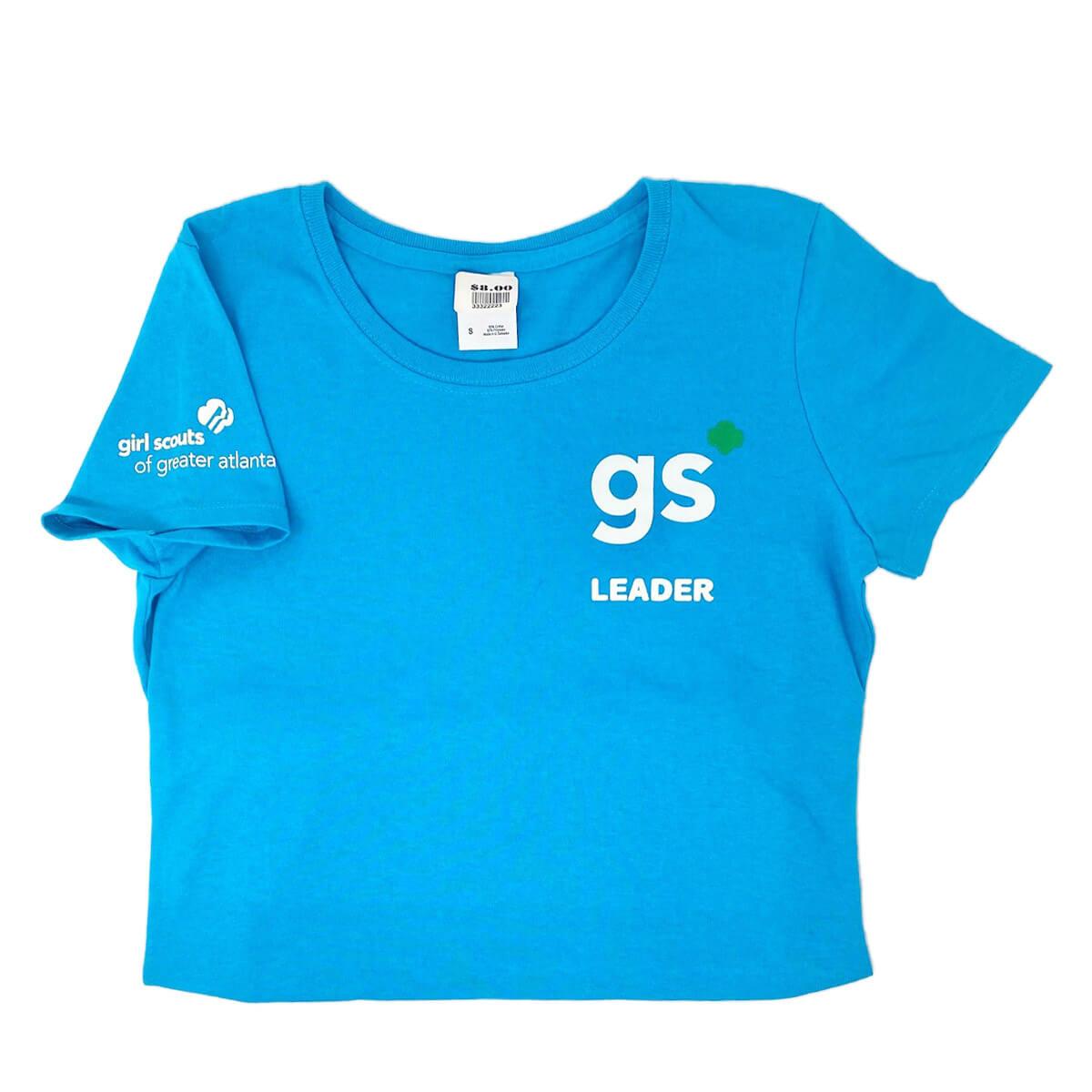 GSGATL SM Blue Leader Tee
