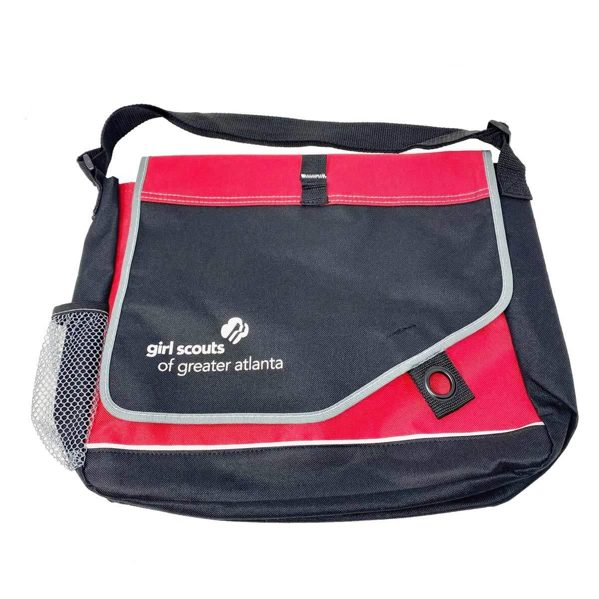 GSGATL Red Messenger Bag