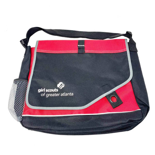 GSGATL Red Messenger Bag