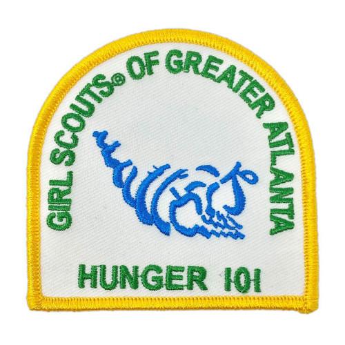 GSGATL Hunger 101 Patch