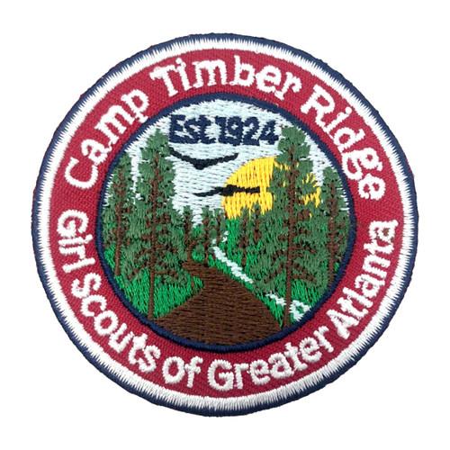 GSGATL Camp Timber Ridge Patch