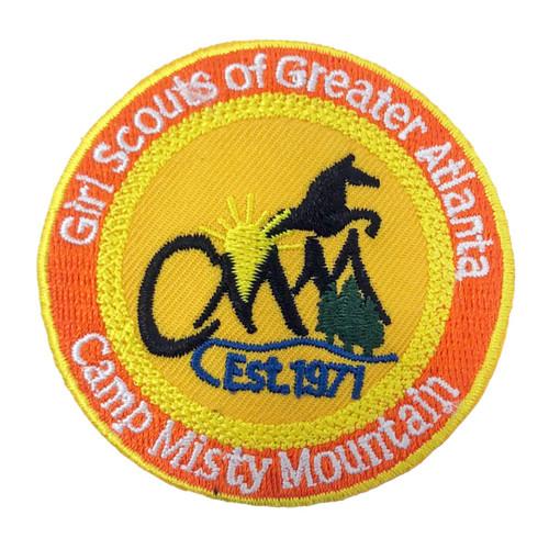 GSGATL Camp Misty Mountain Patch