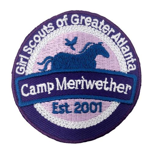 GSGATL Camp Meriwether Patch