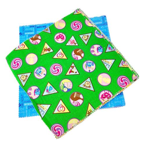 GSGATL Assorted Square Fabric